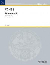 Jones, D: Movement
