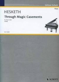 Hesketh, K: Through magic casements