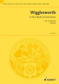 Wigglesworth, R: A First Book of Inventions