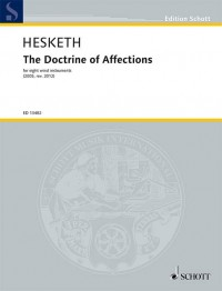Hesketh, K: The Doctrine of Affections