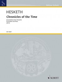 Hesketh, K: Chronicles of the Time