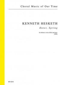 Hesketh, K: Enter, Spring