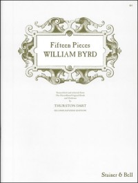 Byrd: Fifteen Pieces
