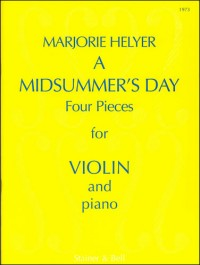 Heller: Midsummer's Day for Violin and Piano
