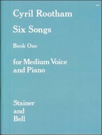 Rootham: Songs, Book 1