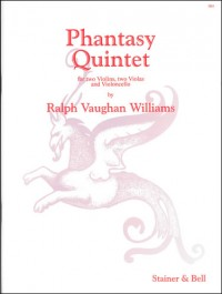 Vaughan Williams: Phantasy Quintet for two Violins, two Violas and Cello