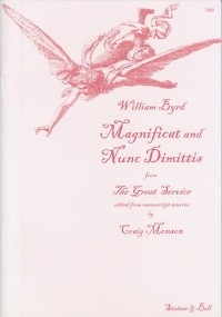 Byrd: Magnificat and Nunc Dimittis (The Great Service)