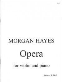 Hayes: Opera for Violin and Piano
