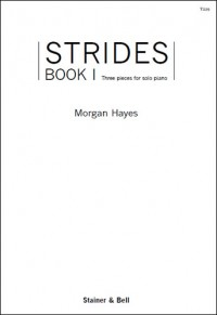 Hayes: Strides. Book 1. Piano