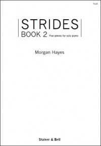 Hayes: Strides. Book 2. Piano