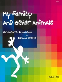 Edmund Joliffe: My Family and Other Animals
