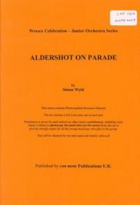Aldershot on Parade, score only