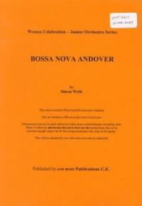 Bossa Nova Andover, score only