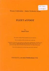 Fleet of Foot, score only