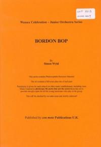 Bordon Bop, score only
