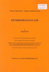 Petersfield Pavane, score only