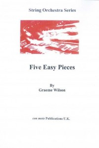 Five Easy Pieces, score only