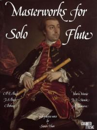 Hunt: Masterworks For Solo Flute