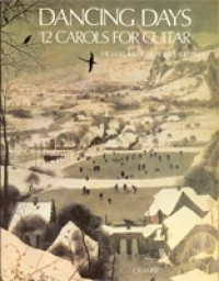 Jesset/Lawrence: Dancing Days-12 Carols For Guitar