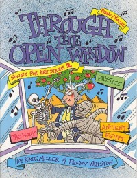 Whiston/Miller: Through The Open Window - Key Stage 2 Songbook