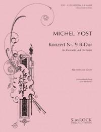 Yost, M: Clarinet Concerto 9 in B Flat
