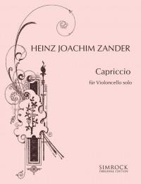 Zander, H J: Capriccio