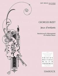 Bizet, G: Jeux d'enfants