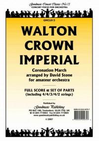 Walton W: Crown Imperial (Stone) Pack