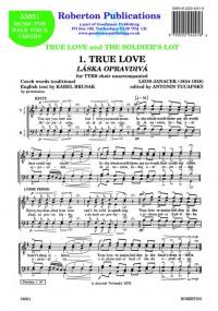 Janacek: True Love & The Soldier's Lot
