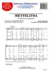 Hopkins: Metyelitsa (Russian Folk Song)