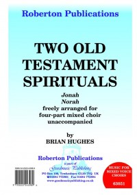Hughes: Two Old Testament Spirituals