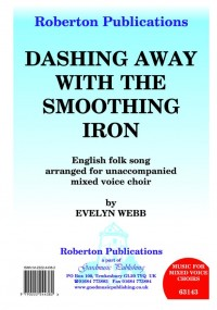 Webb: Dashing Away With The Smoothing Iron