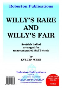 Webb: Willy's Rare And Willy's Fair