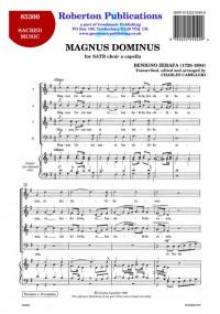 Zerafa: Magnus Dominus (Ed.Camilleri)
