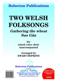 Hopkins: Two Welsh Folksongs