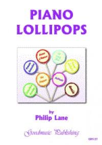Philip Lane: Piano Lollipops