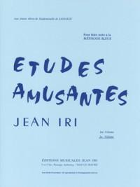 Jean Iri: Etudes amusantes Vol.2