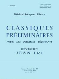 Jean Iri: Classiques préliminaires
