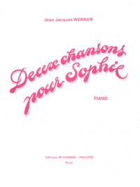 Jean-Jacques Werner: Chansons pour Sophie (2)