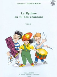 Laurence Jegoux-Krug: Le Rythme au fil des chansons Vol.1