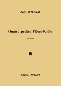Jean Wiener: Petites pièces Radio (4)
