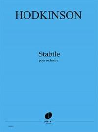 Sydney Hodkinson: Stabile