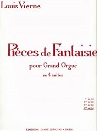 Pieces de fantaisie Suite No.4 (organ)