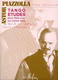 Tango Etudes (flute or violin)