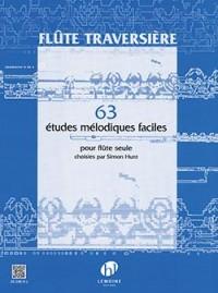 Simon Hunt: Etudes mélodiques faciles (63)