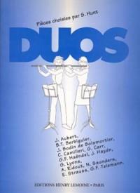 Simon Hunt: Duos (13)