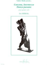 Jiri Jirmal: Canzona, Intermezzo et Danza paesano