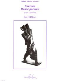 Jiri Jirmal: Canzona et Danza paesano