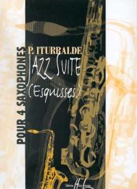 Jazz suite (Esquisses) (sax quartet)