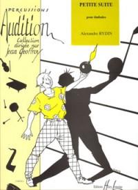Alexandre Rydin: Petite suite pour timbales